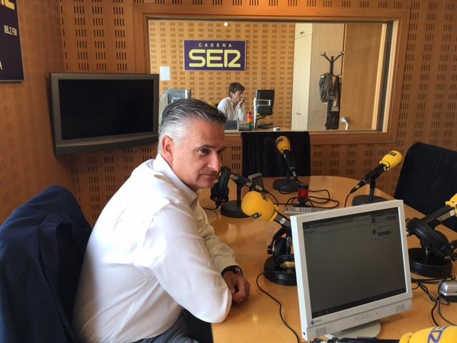 """Juan Ugarte: """"No podemos arreglar siempre los problemas del Ayuntamiento pidiendo más a quien genera actividad económica"""""""