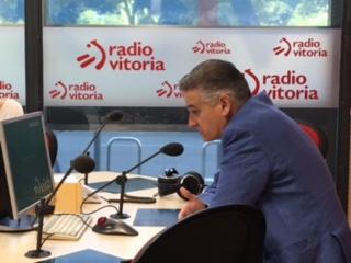 """Juan Ugarte: """"En la medida que facilitemos la actividad económica de las empresas, aumentará la recaudación"""""""