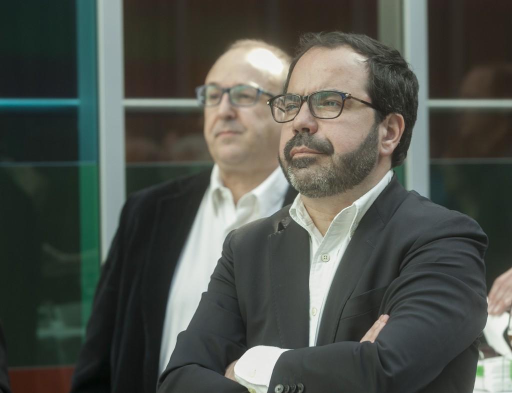 Pascal Gómez, presidente de SEA Empresarios Alaveses