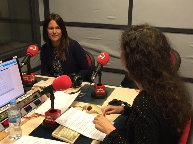 """Yoana Arambalza: """"Sin cualificación hay muy pocas oportunidades de empleo"""""""