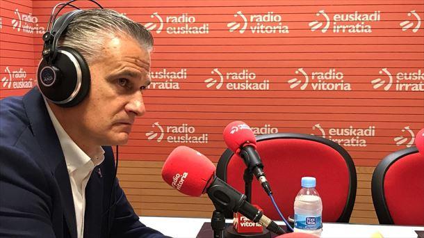 """Juan Ugarte: """"No hay que ser alarmistas; no tenemos datos para pensar que vamos a entrar en recesión"""""""