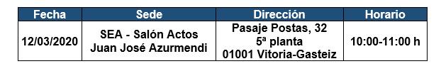 horario adminj