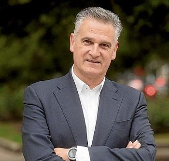 """Juan Ugarte: """"Retomar la normalidad  en las empresas va a ser  muy difícil e implicará  un proceso muy largo"""" (02/04/2020)"""