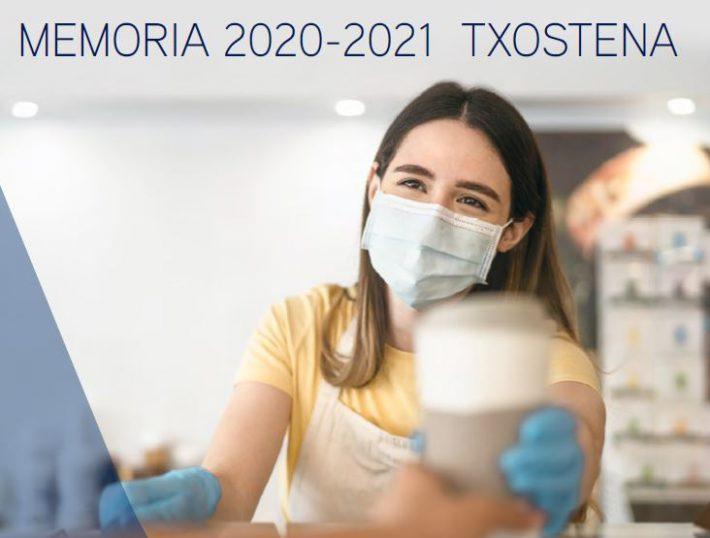 Memoria 2020 -2021