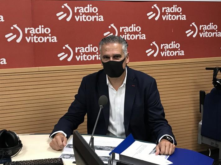 """Juan Ugarte: """"El Gobierno debe alargar los ERTE; sabemos que no son baratos, pero la falta de actividad es más cara"""""""