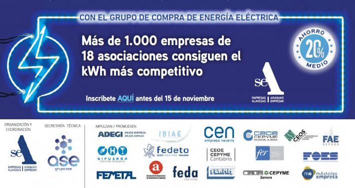 Grupo de compra de energía eléctrica 2020