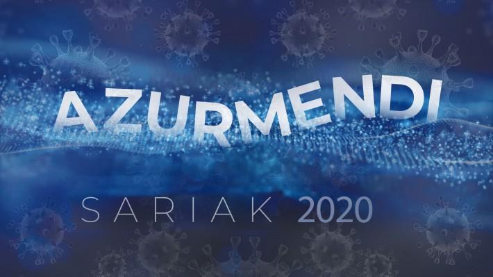 Premios Azurmendi 2020
